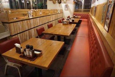 JUMBO STEAK HAN'S 沖縄ライカム店  店内の画像