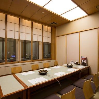 しゃぶしゃぶ 日本料理 木曽路 神戸ハーバーランド店 店内の画像