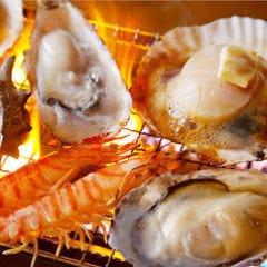 牡蠣小屋×浜焼き食べ放題 磯っこ商店 福岡博多筑紫口店 こだわりの画像