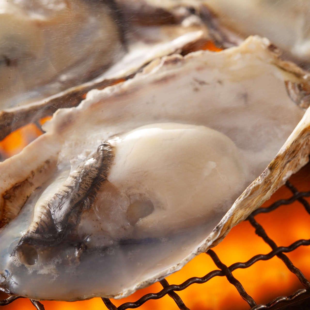 一年中牡蠣が味わえる♪【博多 居酒屋 海鮮】