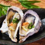 生牡蠣(二個)