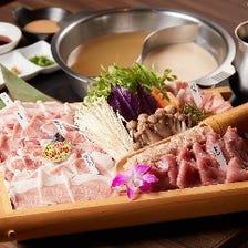 【昼】*+:。.。極上食べ放題。.。:+*★ロース&バラとやんばる島豚あぐーを堪能可能!★