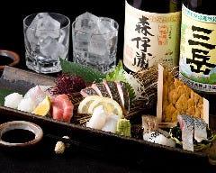 銀しゃりと酒と魚 てる房