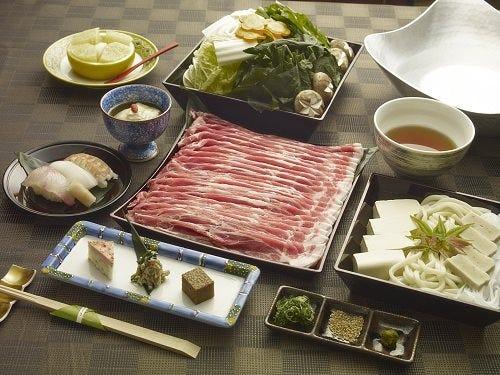 【宴会におすすめ】飲み放題付き!DASHITON-出汁豚しゃぶ-宴会コース
