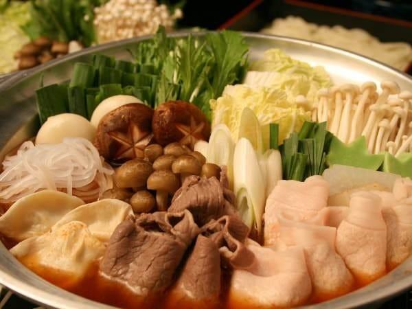 【宴会におすすめ】飲み放題付き!ピリ辛六角鍋宴会コース