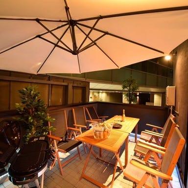 Private個室&BBQ 渋谷 nakaniwa【ナカニワ】 コースの画像