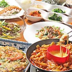 韓国料理&中華料理 BUTA‐KAN (ブタカン)