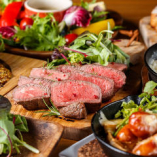 肉と野菜のスペシャルコンボ