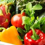 ◆美味門 品川店 ~産地直送のお野菜~【全国各地から産地直送~有機無農薬野菜~】