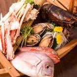 ◆美味門 品川店 ~産地直送鮮魚~【産地から取り寄せた新鮮な鮮魚】