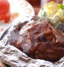 百年洋食ハンバーグステーキ
