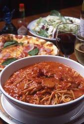 イタリア料理 カプリチョーザ 天久店 こだわりの画像