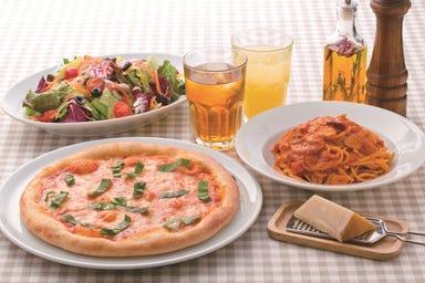 イタリア料理 カプリチョーザ 天久店 メニューの画像