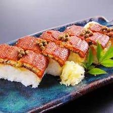 【人気商品】うなぎ寿司(一本)