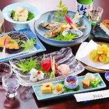 四季折々の食材で旬を感じる京料理