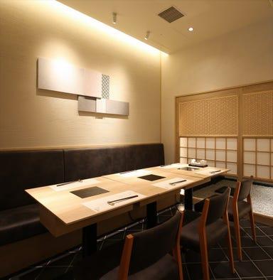 豆富料理と吟醸せいろ蒸し 八かく庵 名古屋セントラルタワーズ店 店内の画像