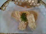 タケノコの天ぷら(天候などにより入荷状況が異なります。