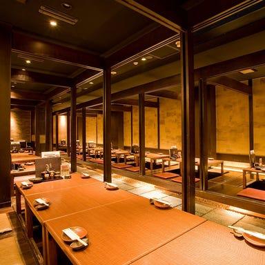 個室和食居酒屋なかの家 京橋店 店内の画像