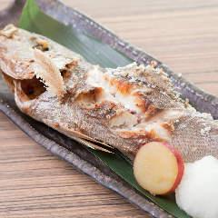 本日の煮魚、焼き魚