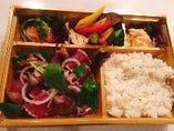 本日鮮魚の海鮮弁当