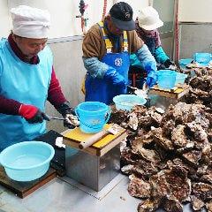 殻付き生牡蠣(宮城県気仙沼の村上養殖場より)※当日中にお召し上がりください。