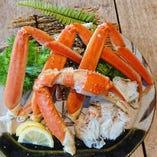 【サイズ大】ずわい蟹