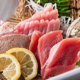 【ランチも海鮮づくし】各種海鮮丼、定食などメニュー満載!
