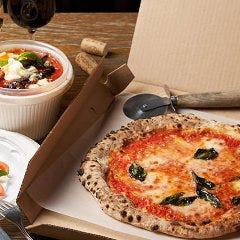 マルデナポリのピッツァ