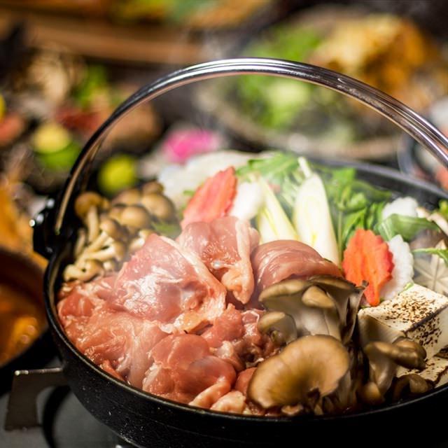 【比内地鶏】見た目も美しい逸品料理