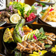 焼酎・日本酒が豊富!美食とともに…