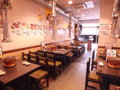 肉問屋直営 焼肉 肉一 板橋店 店内の画像