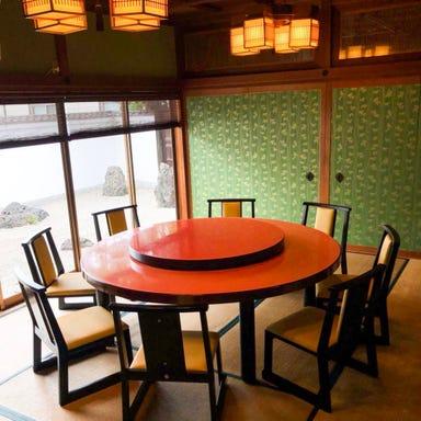 中国料理 稲吉屋  店内の画像