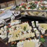 チーズも種類豊富にご用意。
