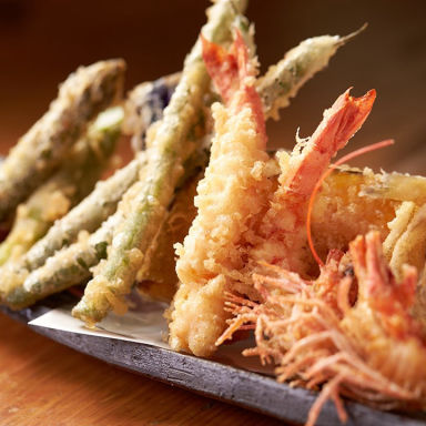 Japanese Soba DINING 舞天 本店 こだわりの画像