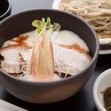 琉球ばらとろ飯(ミニ蕎麦セット)