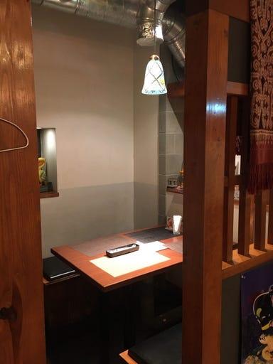 Asian Rasa Kitchen(アジアン・ラサ・キッチン)  店内の画像