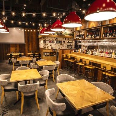 MEAT&WINE WINEHALL GLAMOUR 中之島  店内の画像