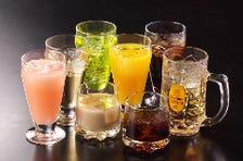 【コース専用】アルコール飲み放題 ※ポイント付与不可。