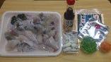 とらふくちり鍋セット(約4~5人前) 冷蔵でお届け