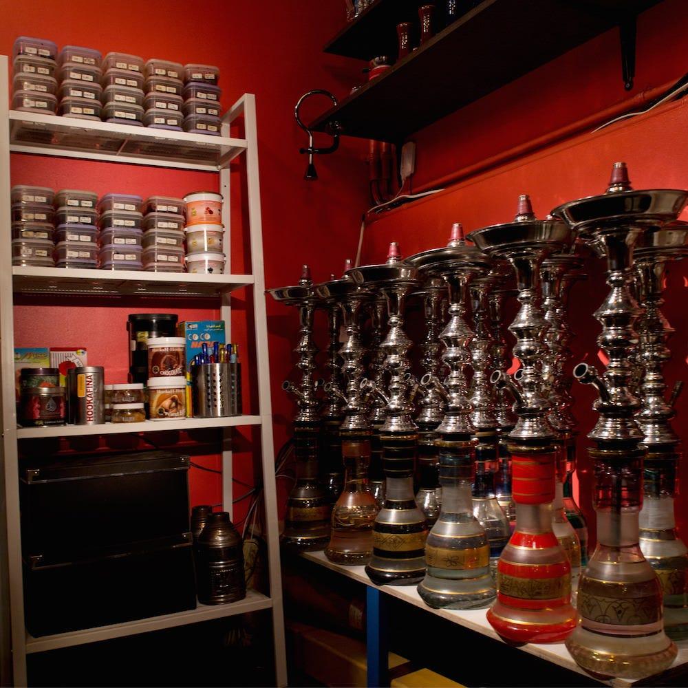 シーシャのフレーバーは果物、花系、スパイスなど250種類以上!