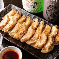 【入門コース】当店名物の手造り鶏餃子と当店人気の焼鳥を楽しめる!2H飲み放題付 9品 3,850円