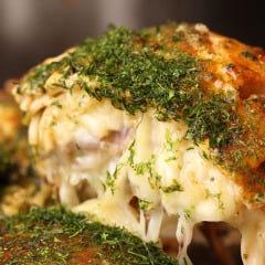 生麺お好み焼き チーズ