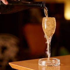 「こぼし」スパークリングワイン