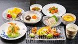 春・夏 季節限定 お楽しみ会席コース 〈4月~10月 個室〉¥8800