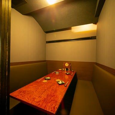 京町家個室 なごみ 煉 烏丸店 店内の画像