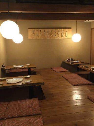 焼鳥ダイニング鈴木 松山市駅前店  店内の画像