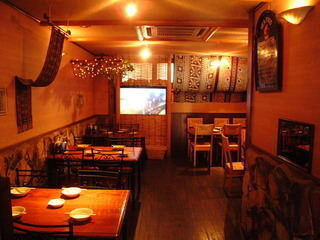 Bar&Grillじゃむ  店内の画像