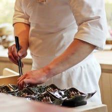 修行を積んだ料理人が贈る本格和食