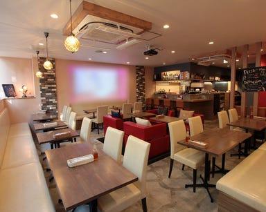 石窯ピザのイタリアン Pizza Cozou 横浜関内 店内の画像