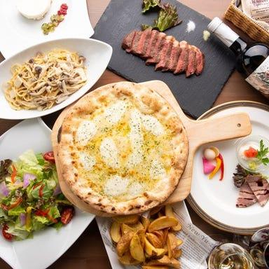 石窯ピザのイタリアン Pizza Cozou 横浜関内 コースの画像
